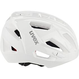 UVEX Quatro XC Casco, white